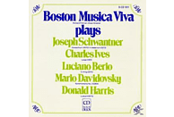 Pittman, Boston Musica Viva - Boston Musica Viva Plays [CD]