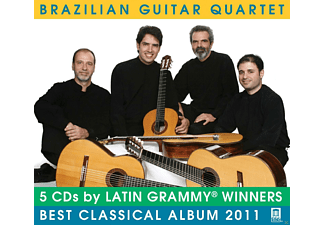 Brazilian Guitar Quartet - Brazilian Guitar Quartet - (CD)