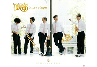 The Canadian Brass - Takes Flight - (CD)