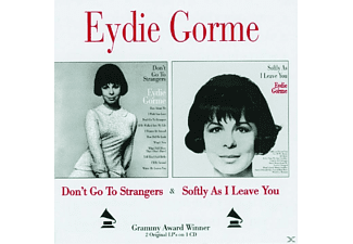 Eydie Gorme - Don't Go To Strangers/Softly As I Leave You - (CD)