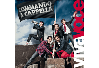 Viva Voce - Commando A Cappella - (CD)