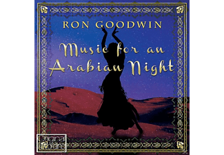 Ron Goodwin, Ron Godwin - Music For An Arabian Night - (CD)