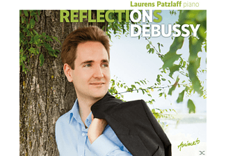 Laurens Patzlaff - Reflections On Debussy - (CD)