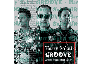Harry Sokal Groove - Where Sparks Start To Fly - (CD)