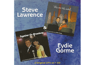 Steve Lawrence, Eydie Gorme - 2 On The Aisle / Together On Broadway - (CD)