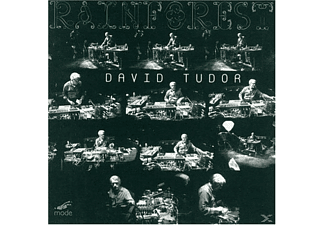 David Tudor, Takehisa Kosugi - Rainforest (Versions I & VI) - (CD)