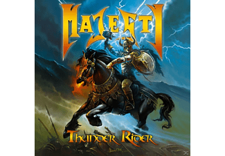 Majesty - Thunder Rider - (CD)
