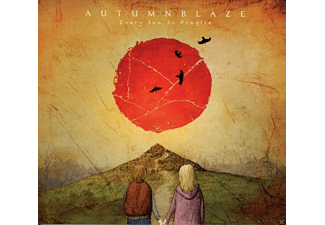 Autumnblaze - Every Sun Is Fragile - (CD)