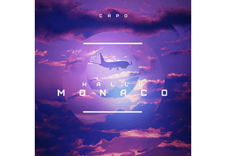 Capo - Hallo Monaco - (CD)