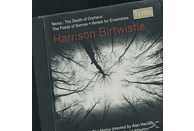 MANNING,JANE & HACKER,ALAN - Harrison Birtwistle: Nenia, The Fields of Sorrow, Verse for [5 Zoll Single CD (2-Track)]