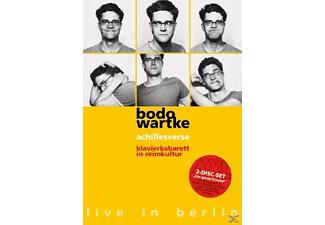 Achillesverse - Live In Berlin - (DVD)