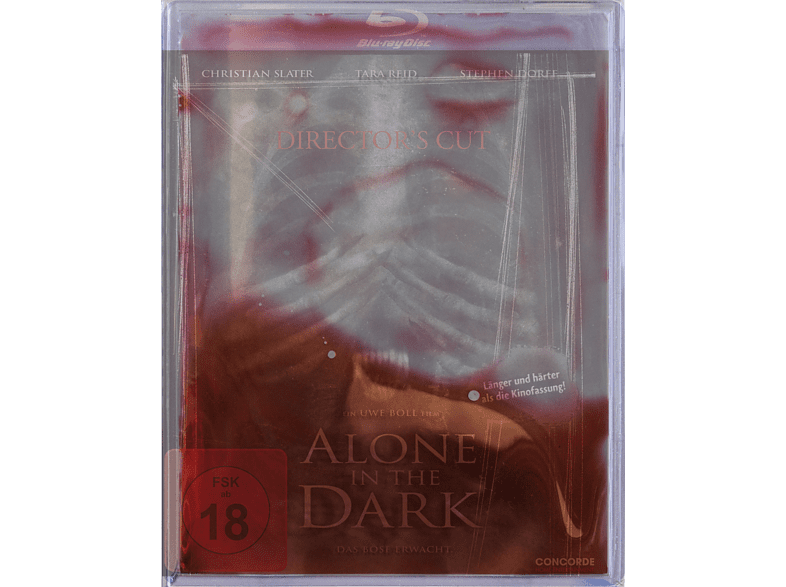 ALONE IN THE DARK (LIQUID BAG) [Blu-ray]