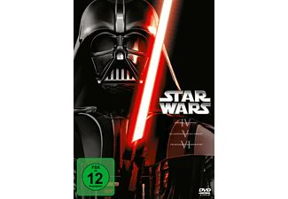 Star Wars Trilogie: Episode 4-6 - (DVD)