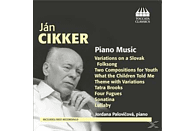 Jordana Palovicova - Jan Cikker: Piano Music [CD]