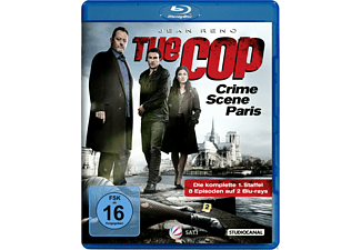 The Cop – Crime Scene Paris - Staffel 1 Krimi Blu-ray