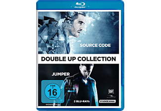 Source Code & Jumper (Double Up Collection) - (Blu-ray)