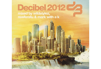 VARIOUS - Decibel 2012 - (CD)