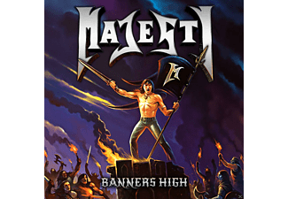 Majesty - Banners High (Ltd.First Edt.) - (CD)