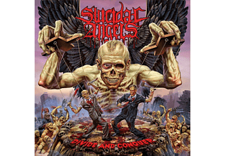 Suicidal Angels - Divide And Conquer (Ltd.First Edt.) [CD]