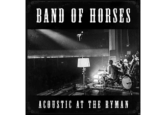 Band Of Horses - Acoustic At The Ryman - (CD)