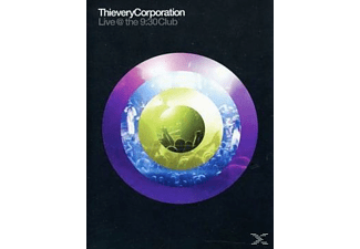 Thievery Corporation - Live @ The 9:30 Club [DVD]