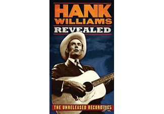 Hank Williams - Revealed - The Unreleased Reco [CD]