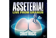 Chriss Mixed By Vargas - Asseteria!: Live From Uranus [CD]