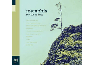 Memphis - Here Comes A City - (CD)