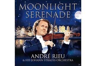 André Rieu, Johann Strauss Orchester - Moonlight Serenade - (CD + DVD)
