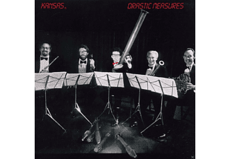 Kansas - Drastic Measures (Special Edition) [CD]