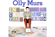 Olly Murs - In Case You Didn't Know [CD]