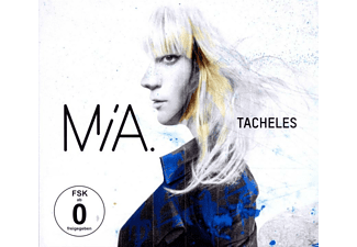 MIA. - TACHELES (DELUXE EDT.) - (CD + DVD Video)