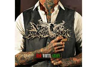 Upon A Burning Body - Red White Green - (CD)