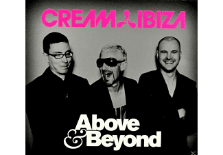 Above & Beyond - Cream Ibiza 2012 - (CD)