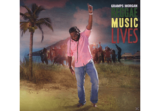 Gramps Morgan - Reggae Music Lives - (CD)