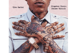 Vybz Kartel - Kingston Story (Deluxe Edition) - (CD)