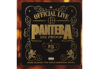 Pantera - Official Live-101 Proof - (Vinyl)