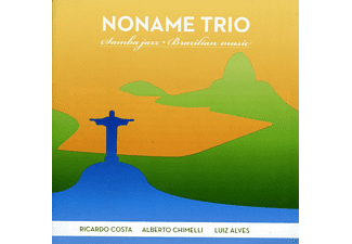 Trio Noname - Samba Jazz - Brazilian Music - (CD)