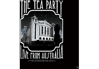 The Tea Party - Live From Australia - (CD)