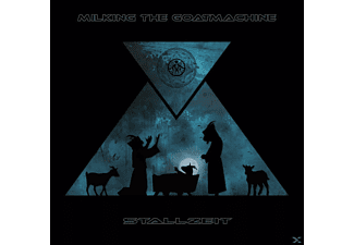 Milking The Goatmachine - Stallzeit (Ltd.Digi+Bonustrack) - (CD)