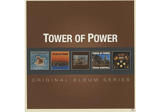 Tower of Power - ORIGINAL ALBUM SERIES - (CD)