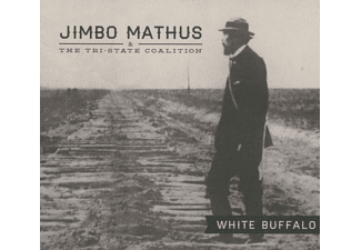 Jimbo  Mathus, The Tri-state Coalition - White Buffalo - (CD)
