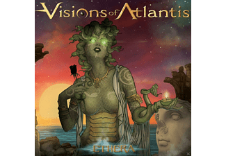 Visions Of Atlantis - Ethera (Limited Digipack Inkl. Bonustrack) - (CD)