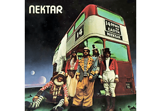Nektar - Down To Earth - (CD)