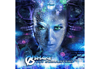 Shake - Luv Simulation - (CD)