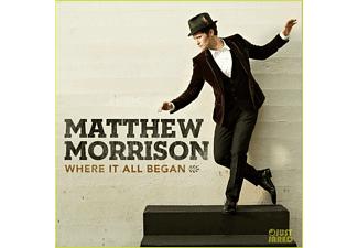 Matthew Morrison - Where It All Began - (CD)