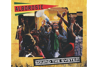 Alborosie - Sound The System - (CD)