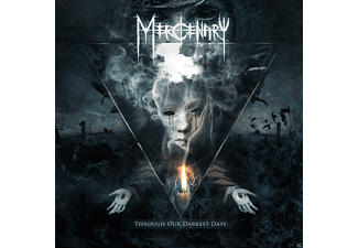 Mercenary - Through Our Darkest Days (Limited Edition) - (CD)