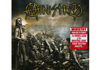 Ministry - From Beer To Eternity - (CD)