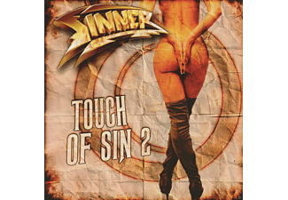 Sinner - Touch Of Sin 2 - (CD)